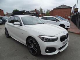 2017 BMW 118D M SPORT SHADOW EDITION AUTO 4,000 MILES 3 YEARS BMW WARRANTY
