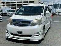 Toyota Alphard AS Limited 2.4 Petrol Auto MPV Petrol Automatic