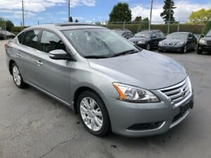 2013 Nissan Sentra SL , Leather Navigation