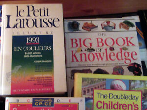 HARD COVER SCHOOL & LEISURE BOOKS FOR KIDS, LIKE NEW West Island Greater Montréal image 2