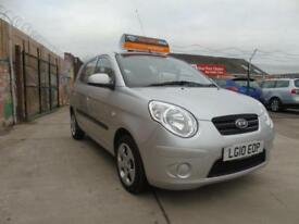 2010 Kia Picanto 1.1 64bhp Graphite petrol long mot mint condition