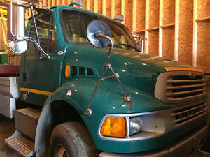 Single Axle Sterling Acterra with Auto