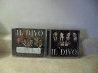 Il Divo CD Live in Barcelona and The Promise