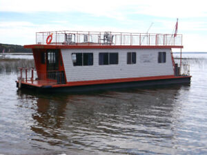 NOW BOOKING 2018 HOUSEBOAT