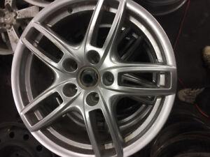 OEM Porsche Wheels Rims 17 Inch