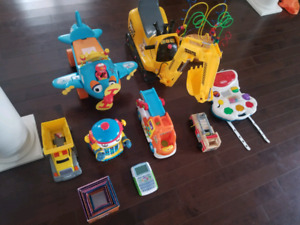 very clean and full functional toys