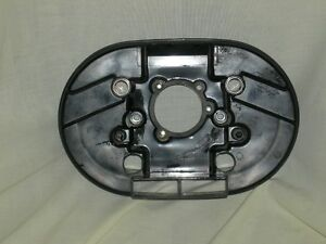 2001 Sportster Air Cleaner Back Plate