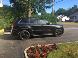 Édition Altitude Jeep Grand Cherokee 2012