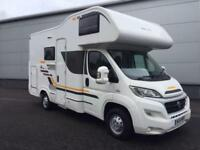 Sun Living Lido A35 Compact Coachbuilt Motorhome for Sale 5 Berth 4 Seatbelts