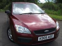 2005 05 FORD FOCUS 1.6 LX 5D 100 BHP ** PART EXCHANGE TO CLEAR **