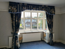 Curtains and draping - Various sizes available