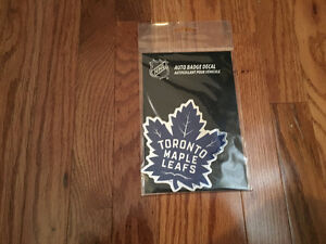 Toronto Maple Leafs Decal Badge