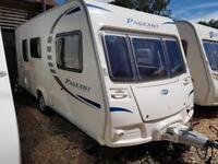 2009 Bailey Pageant Monarch 2 Berth End Washroom Caravan with Motor Mover