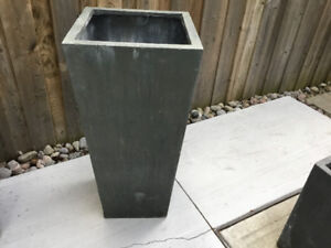 Modern planters for sale