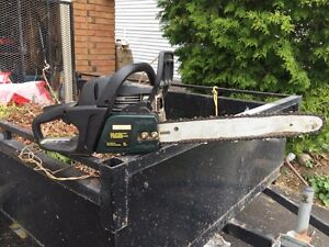 Craftsman Chainsaw $60