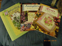 Needle Work Crafts and Books