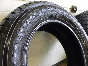 "16"" WINTER TIRES *** 225/60R16 *** LIKE NEW"