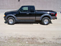 2007 FORD RANGER FX4 LEVEL II ONLY 139000KM $10,000 FIRM