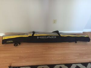 Head c115 skis, carry bag and poles St. John's Newfoundland image 1