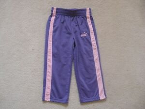 Girl's Puma Toddler Pants