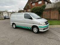 Toyota Hi-ace 280 SWB D-4D 95 Wrong Fuel Forecourt assist Recovery V... 2010/10