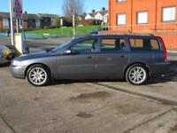 2007 VOLVO V70 2.4D SE + FSH + LEATHER