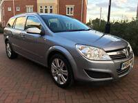 Vauxhall Astra 1.6I 16V VVT CLUB (aluminium/silver) 2008