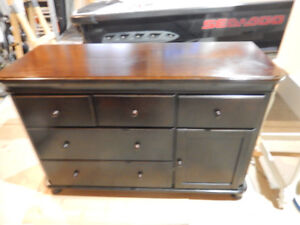 For Sale – Dark Wood Dresser:
