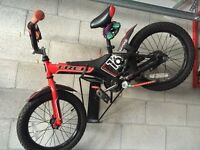 "2014 Trek 16"" kids bike $70.00"