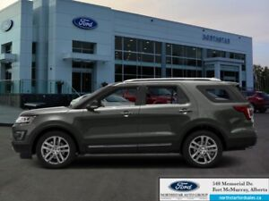 2017 Ford Explorer XLT  - Certified - Heated Seats - $122.89 /Wk