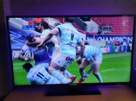"50"" HD LED Blaupunkt TV"