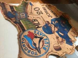 Toronto blue jays painting