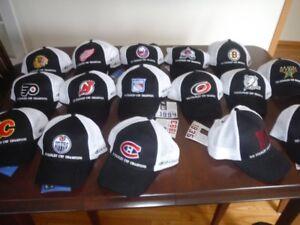 hockey cap,tuque and card for sale