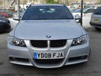 2008 BMW 3 Series 2.0 320d M Sport Edition Touring 5dr