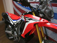 Honda CRF250L RALLY 0%PCP