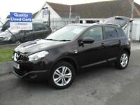 2010 NISSAN QASHQAI N TEC 1 Owner from new Full service History
