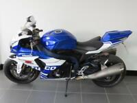 2012 12 REG SUZUKI GSXR1000 L1 TYCO REPLICA IMMACULATE MACHINE
