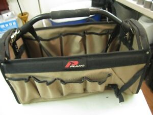 Tool Contractor Carrier. Planco with Handle and Carrying Strap