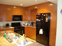 Large 5 1/2 with 2 bathrooms & 3 bedrooms, near Verdun & Lasalle