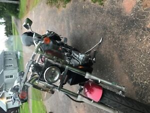 1994 Honda 1100 Shadow Motorcycle For Sale