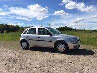 Vauxhall Corsa Life 1.0L