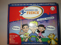 Hooked on FRENCH, new in open box