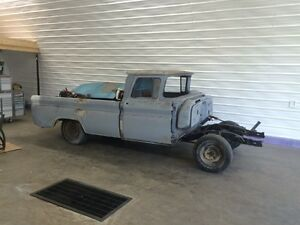 1962 gmc pickup!!! PARTING OUT!!!
