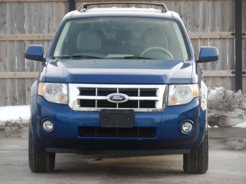 Image 7 Voiture American used Ford Escape 2008