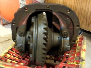 8 Inch Ford Rear end (Completely rebuilt)