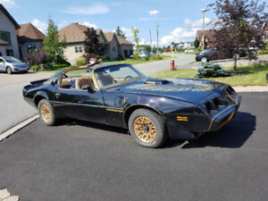 1979 Pontiac Trans Am Smokey and the Bandit