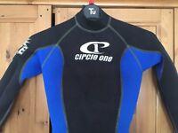 Women's wetsuit size 12