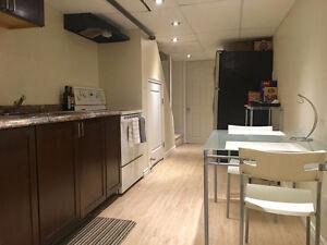 Large 1 Bedroom Basement suite-Easy go to Downtown UA Macewan Edmonton Edmonton Area image 7