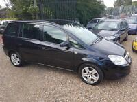 Vauxhall Zafira 1.9CDTi ( 120ps ) auto 2010MY Exclusiv, 6 Speed,7 Seater, Auto
