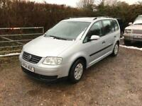 2004 Volkswagen Touran 1.9TDI PD S 7 seater *FSH 1 owner*